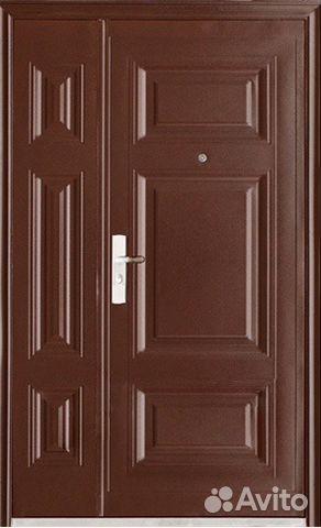 металлические двери в орехово борисово посмотреть