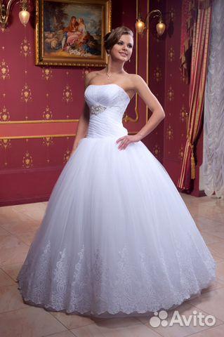 Свадебные платья авито мурманск