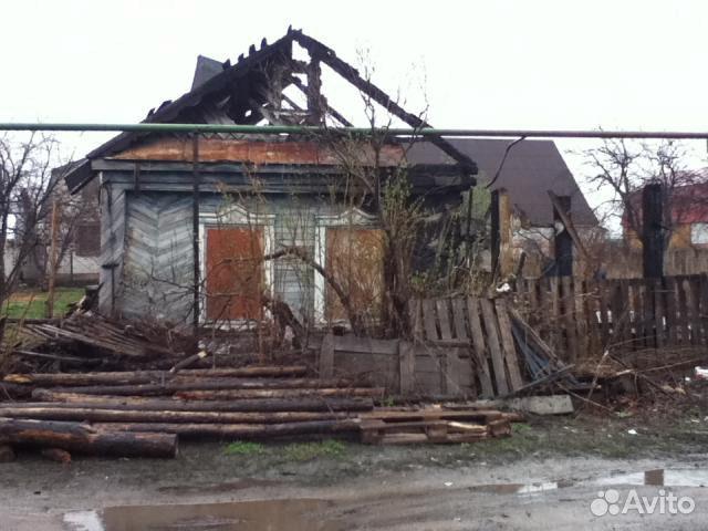 Фото сгорелых домов