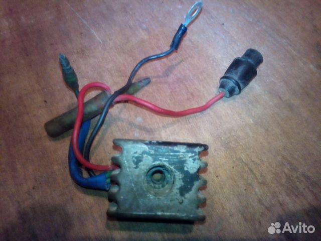 регулятор напряжения на лодочный мотор ямаха