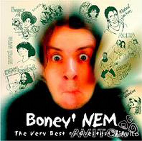 "CD Boney NEM ""The Very Best of Greatest Hits"""