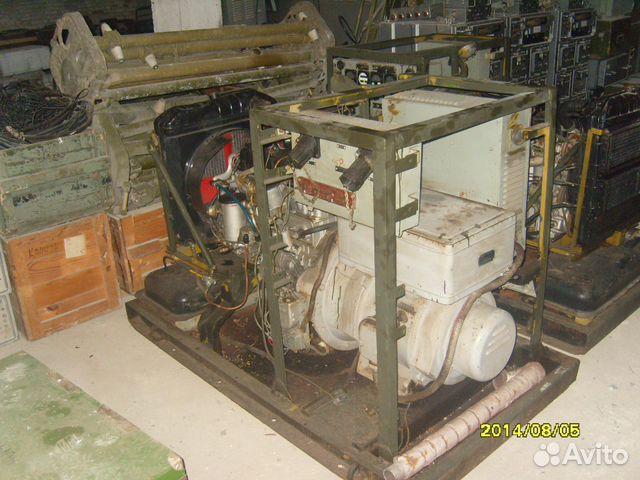 Электростанция эсб-12-вс/400М1