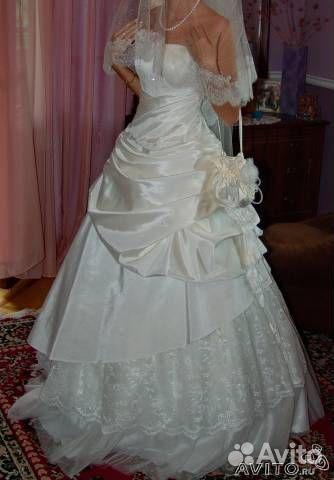251a482efdf Шикарное свадебное платье