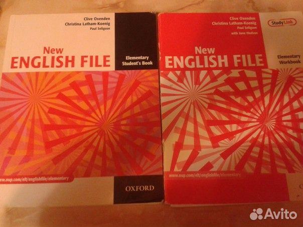 Решебник по английскому new english file oxford