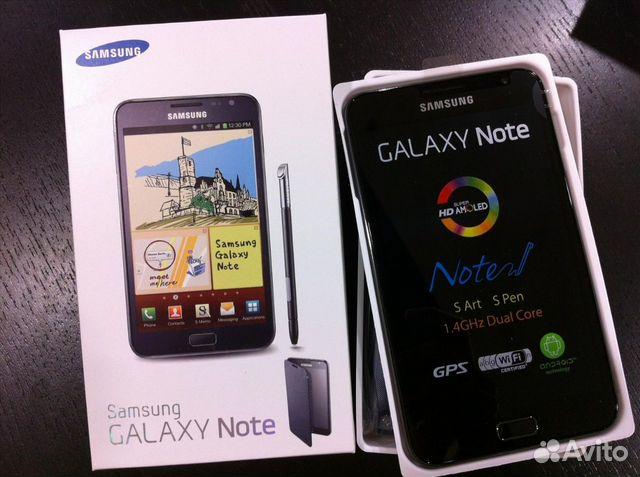 galaxy note 7000 цена