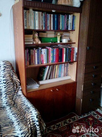 Продам книжный шкаф купить в московской области на avito - о.