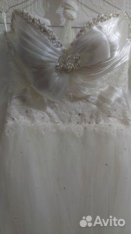 Свадебные платья на авито пермь