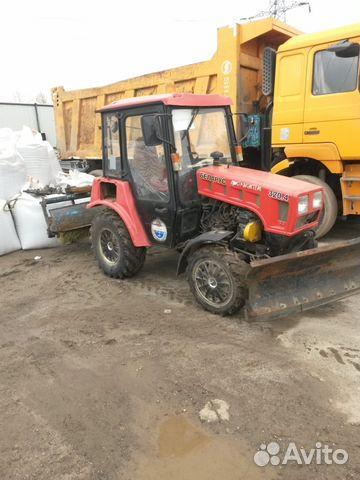 Трактор мтз - 320.4 купить в Москве на Avito   Объявления.