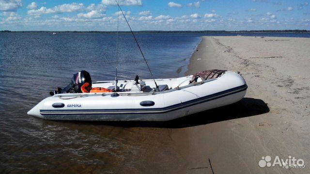 лодку бриг 420 купить в