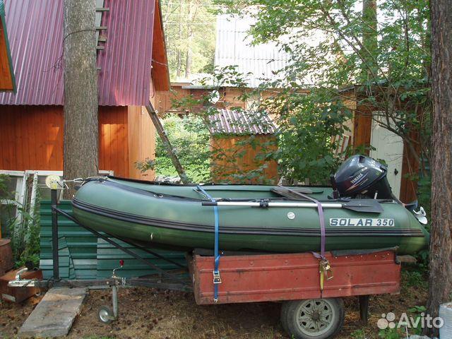 продажа новых лодок в томске