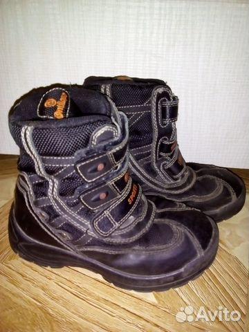 244eba8e9 Демисезонные ботинки