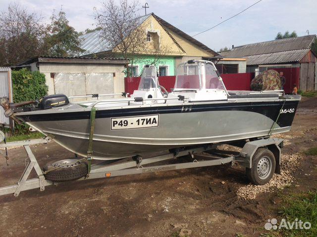 продажа лодок с мотором б у в иваново
