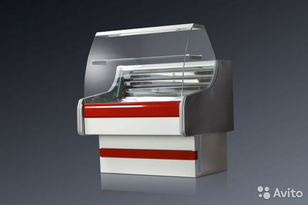 Продам новую Морозильную витрину Иней 3 нт1040
