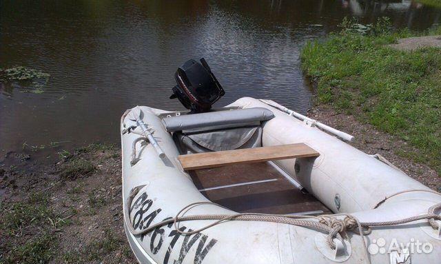 продажа лодок поливинилхлоридный  вместе с мотором частные объявления