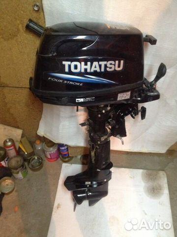 лодочный мотор tohatsu mfs 5 cds