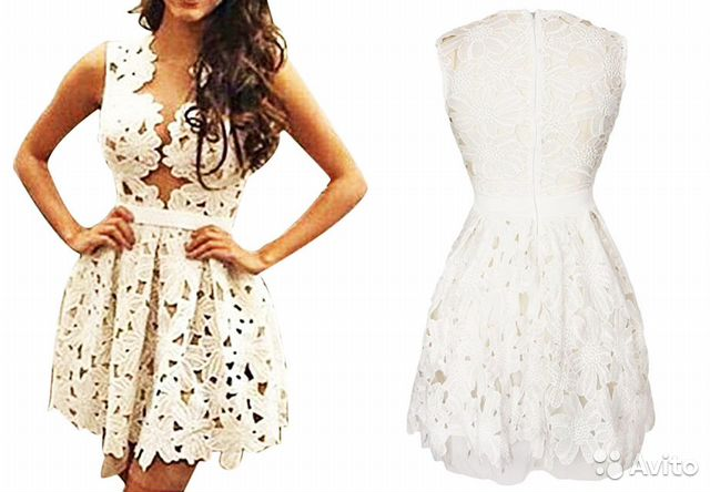 Купить Платье Свадебное На Авито
