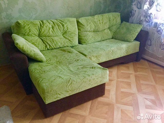Угловой диван - кровать с козеткой купить в Москве на Avito ... aff9c2433d2