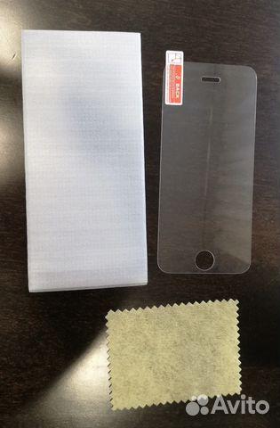 Стекло закаленное iPhone 5, 5s, SE 89601376707 купить 1