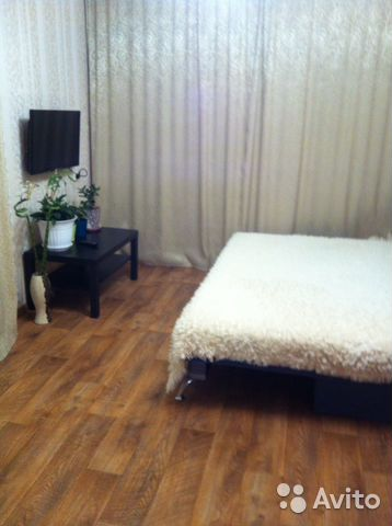 1-room apartment, 29 m2, 3/4 floor. buy 1