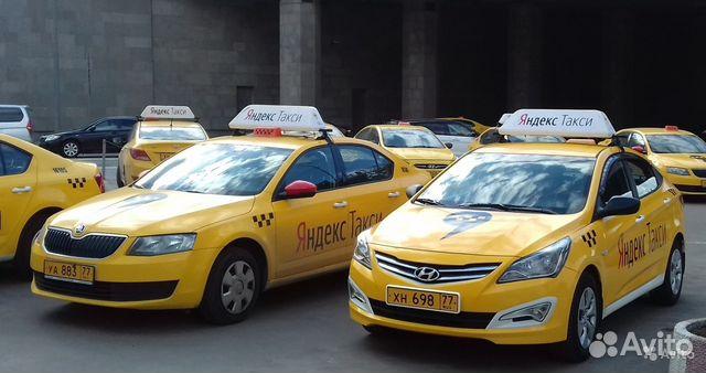 Водитель такси аренда без залога москва