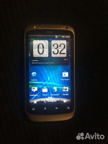7c4383fc7f3 Телефон HTC Desire S бу купить в Москве на Avito — Объявления на ...