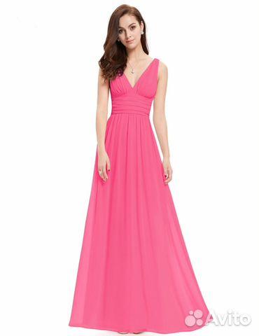 e12121437cf Красивое длинное вечернее платье