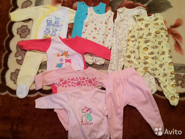 81198157b214 Одежда для новорожденной девочки   Festima.Ru - Мониторинг объявлений