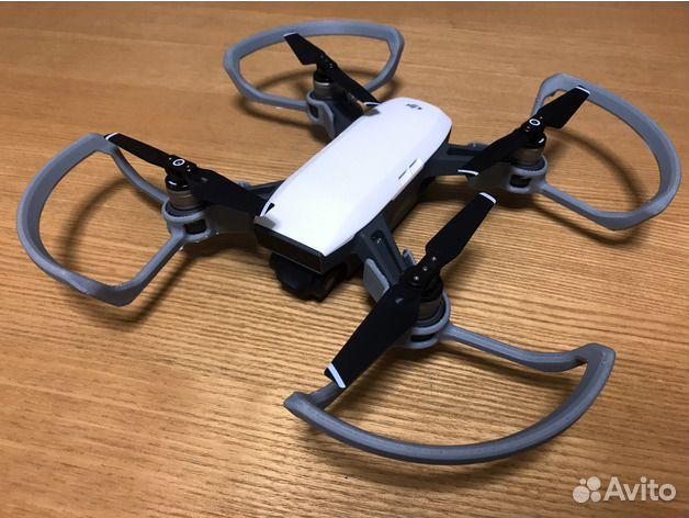 Защита пропеллеров для квадрокоптера спарк отзывы 3д очки виртуальной реальности