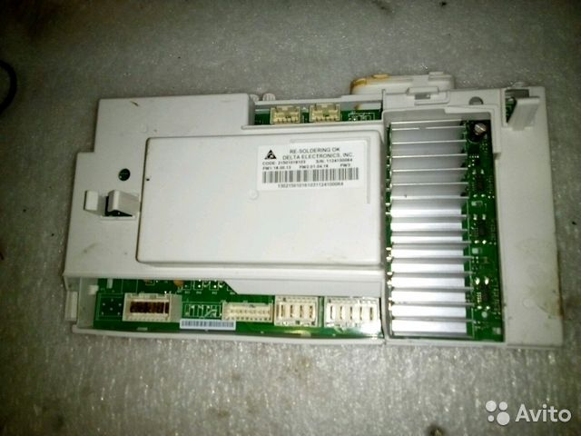 Модуль стиральной машины Ariston 89187967348 купить 1