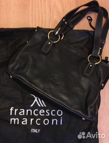 d27b561d7a6f Итальянская сумка francesco marconi | Festima.Ru - Мониторинг объявлений