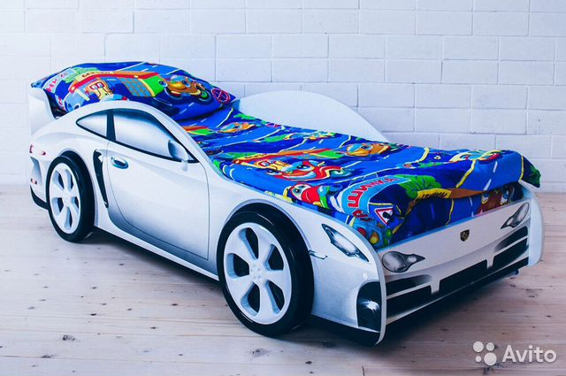 Кровать машина. бесплатная доставка 89188878800 купить 2