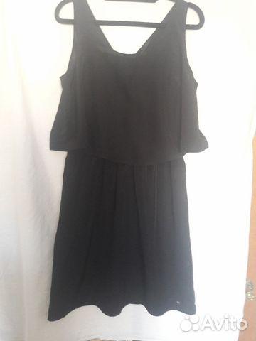 de2a64833ea9 Летнее черное платье купить в Республике Башкортостан на Avito ...