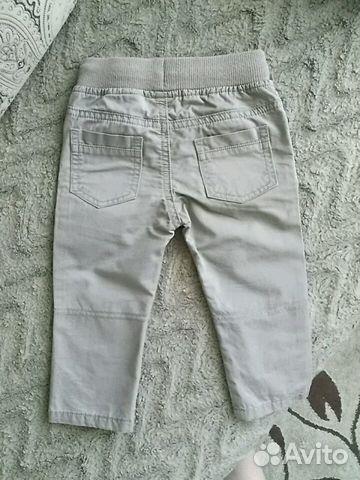 Штаны для мальчика, размер 74 89069454870 купить 2