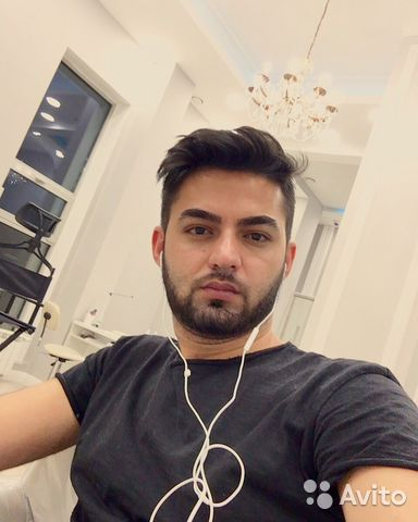 Ищу работу парикмахер москве авито