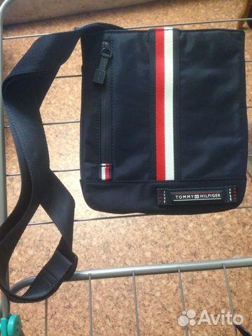 87d53377c36c Мужская сумка Tommy Hilfiger | Festima.Ru - Мониторинг объявлений