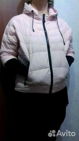 Куртка на синтепоне 50-52р 89507430982 купить 2