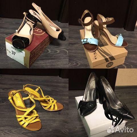 Летняя обувь (босоножки, туфли, балетки) купить в Москве на Avito ... 8669fe0a54e