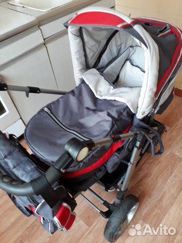 Детская коляска 89081430257 купить 6