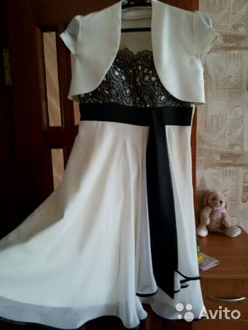 b382dbb2d17 Нарядное платье для торжества размер 44-46 купить в Саратовской ...