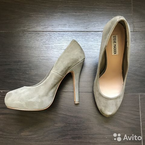 Туфли замшевые Steve Madden  223ce77b36ab6
