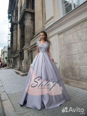 c30d6611adef Продам красивое выпускное платье купить в Республике Крым на Avito ...