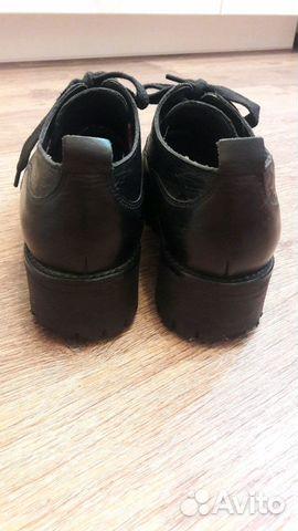 Ботинки (туфли) belwest 37 размер 89132721450 купить 1