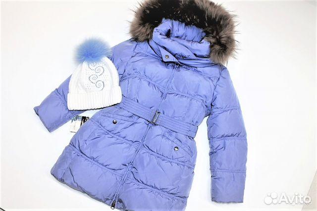 677e1c60c09 ADD пальто пуховое 7-8 лет купить в Челябинской области на Avito ...