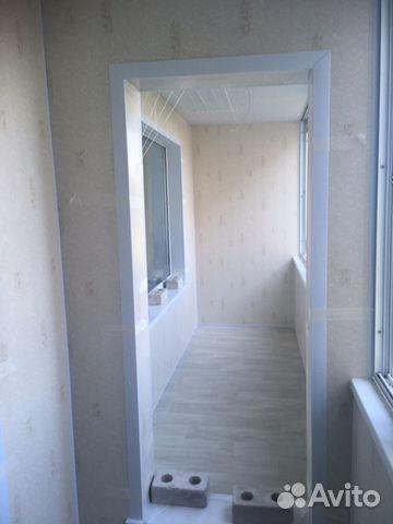 Остеклим, утеплим, обошьем, окна-лоджии-балконы