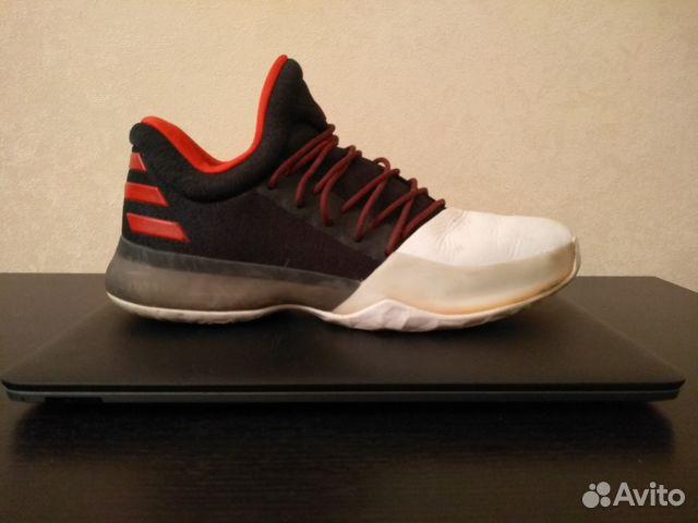 3677985e Баскетбольные кроссовки adidas harden VOL 1 9.5US | Festima.Ru ...