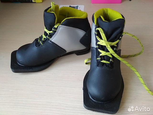 Лыжные ботинки детские (30 размер)   Festima.Ru - Мониторинг объявлений 81515bad4de