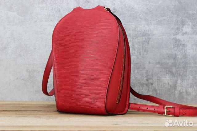 Рюкзак louis Vuitton оригинал купить в Свердловской области на Avito ... 81ccd0219b1
