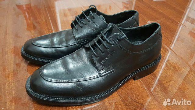 79341632 Ботинки кожаные брендовые туфли Pierre Cardin | Festima.Ru ...