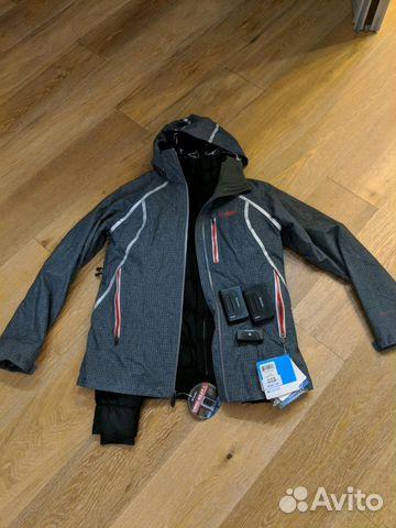 d5635a5c7b44 Новая Columbia горнолыжная куртка с подогревом купить в Москве на ...