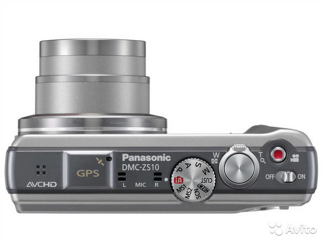 Panasonic Lumix DMC-TZ20